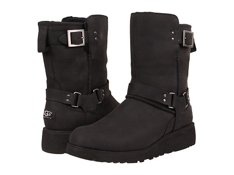 UGG - Maddox (Black) Women's Pull-on Boots