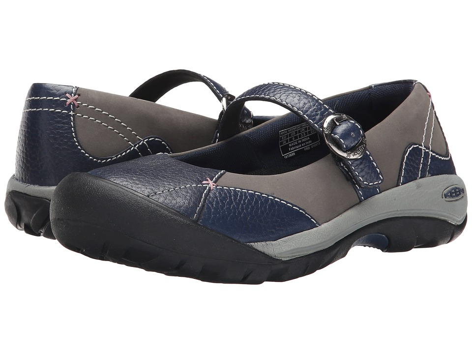 Keen - Presidio MJ (Dress Blues/Gargoyle) Women