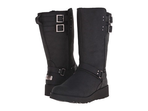 UGG - Jasper (Black Leather) Women