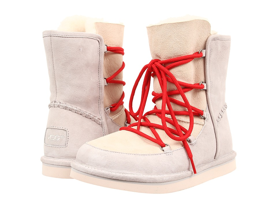 UGG - Lodge (Moonrise Suede) Women's Boots