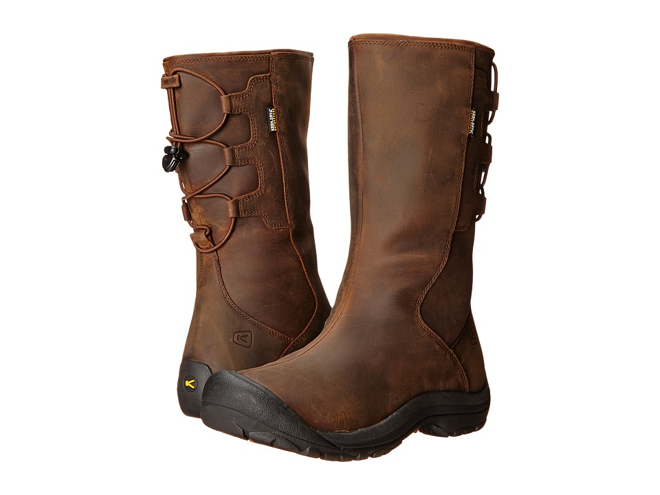 Keen - Winthrop II WP (Tortoise Shell) Women's Waterproof Boots