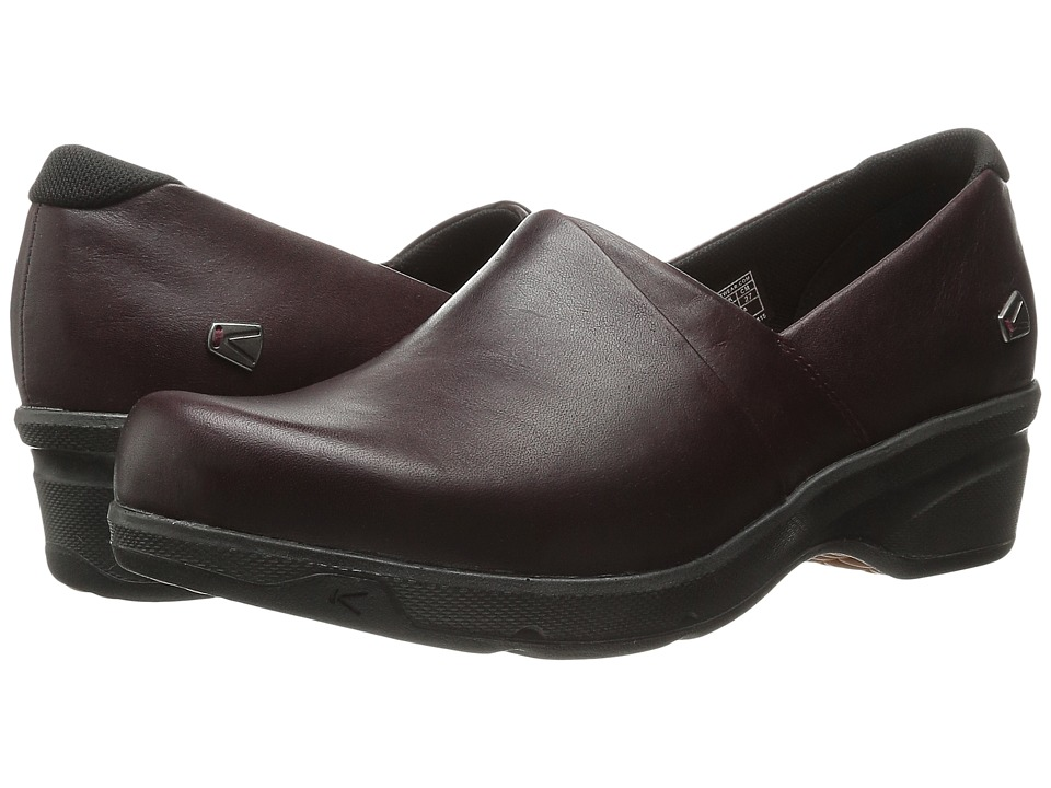 Keen - Mora Clog (Flame) Women's Clog Shoes