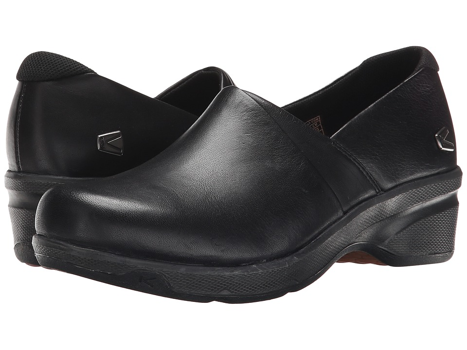 Keen - Mora Clog (Black) Women's Clog Shoes