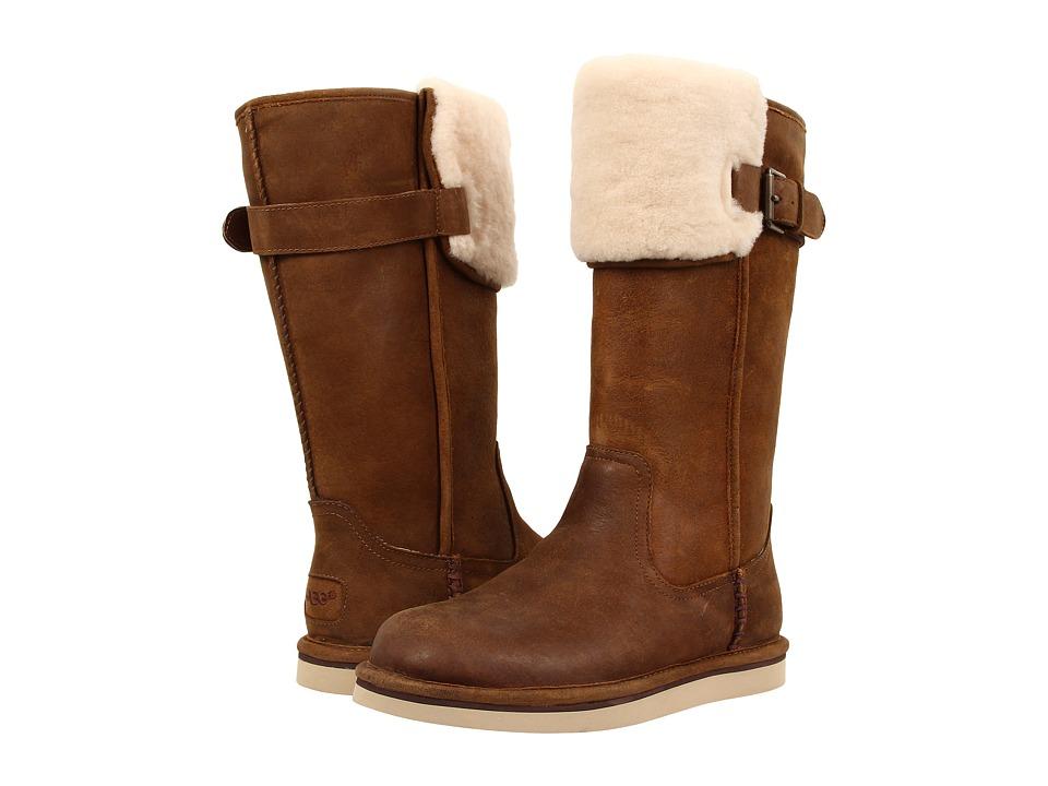 UGG - Wilowe (Chestnut Leather) Women
