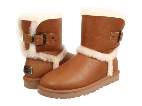 UGG - Airehart (Vintage Chestnut/Twinface) Women's Boots