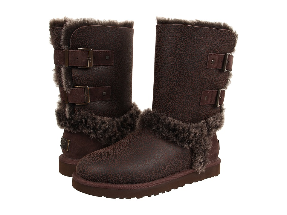 UGG Skylah (Chocolate/Twinface) Women