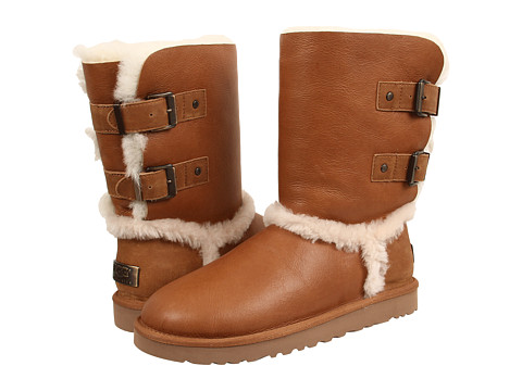 UGG - Skylah (Vintage Chestnut/Twinface) Women's Boots