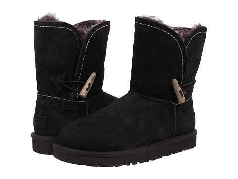 UGG - Meadow (Black Suede) Women's Boots