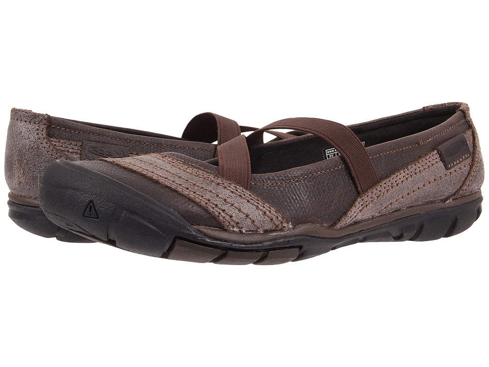 Keen - Rivington CNX Criss-Cross (Cascade Brown) Women