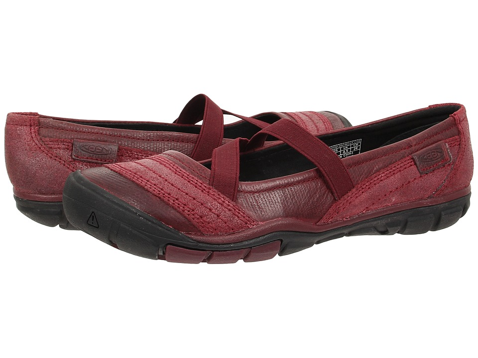 Keen - Rivington CNX Criss-Cross (Zinfandel) Women