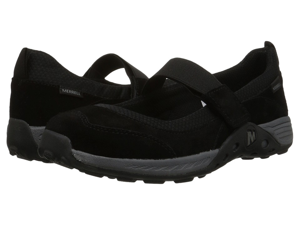 Merrell Kids - Jungle Moc Sport MJ (Little Kid) (Black) Girl's Shoes