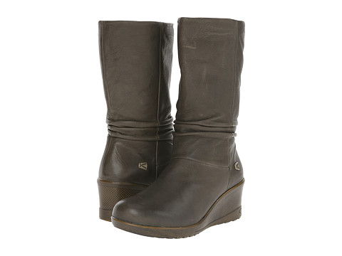Keen - Kate Slouch (Forest Night) Women's Pull-on Boots
