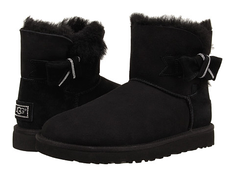 UGG - Jackee (Black/Twinface) Women's Boots