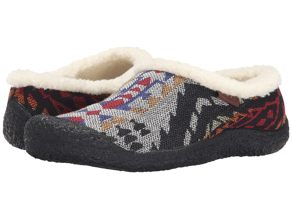 Keen - Howser II Slide (Chili Pepper) Women's Slippers