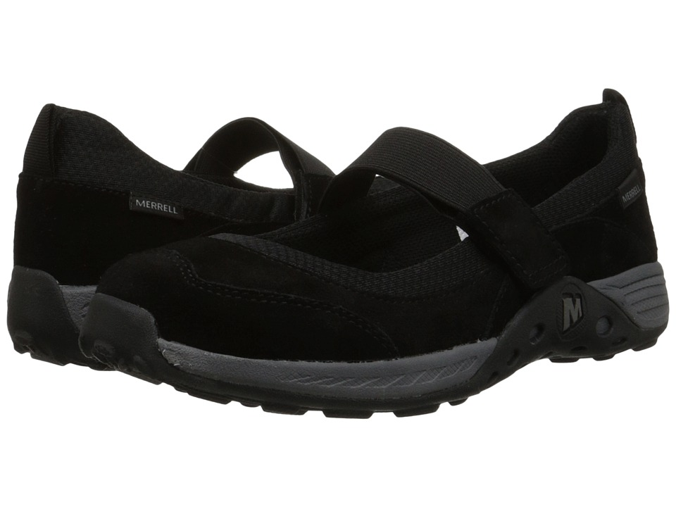 Merrell Kids - Jungle Moc Sport MJ (Big Kid) (Black) Girl's Shoes