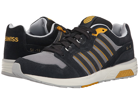 K-Swiss - SI-18 Rannell 2 (Phantom/Golden Rod) Men's Shoes