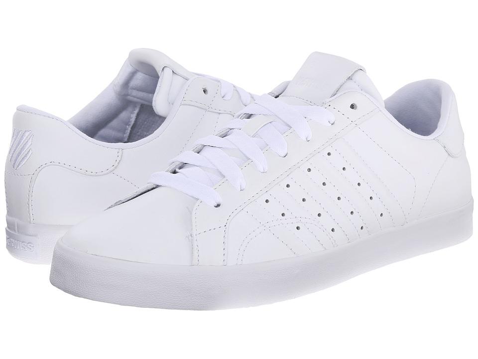 K-Swiss - Belmont (White/White) Women