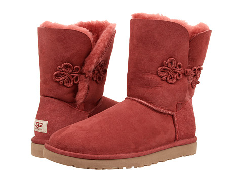 UGG - Bailey Mariko (Redwood/Twinface) Women's Boots