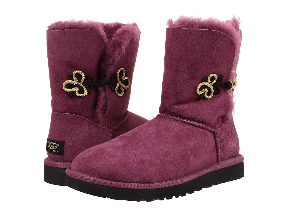 UGG - Bailey Gold Mariko (Aster/Twinface) Women's Cold Weather Boots