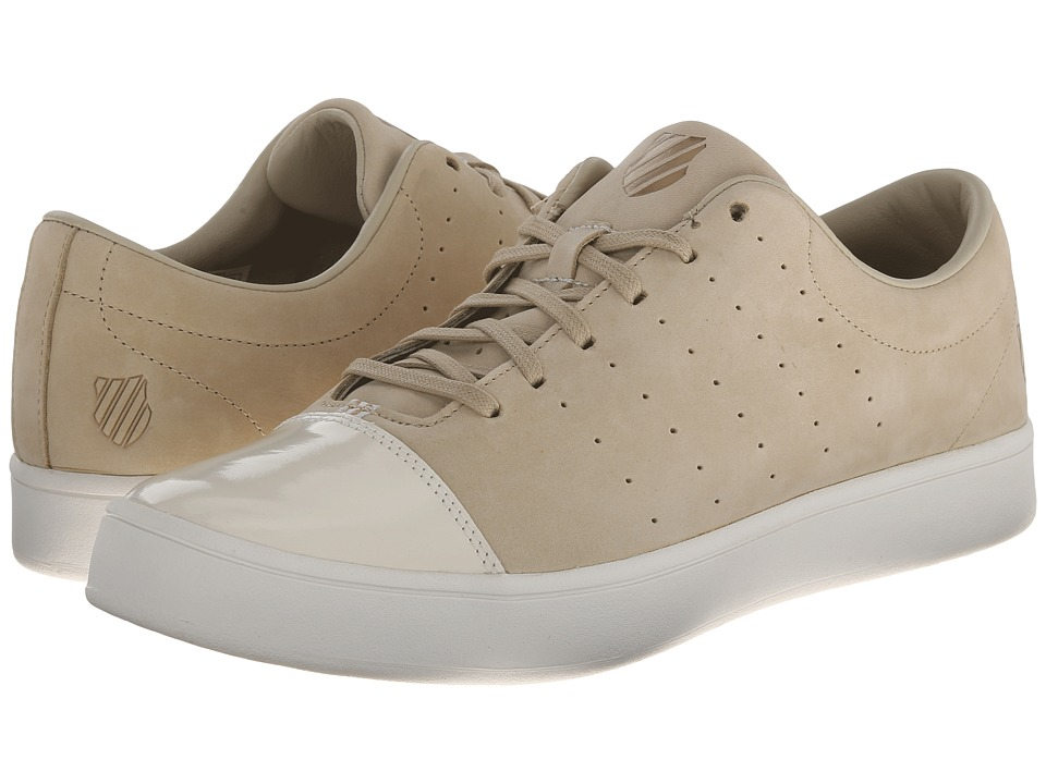 K-Swiss - Washburn P (Khaki /Whisper White/Star White) Men's Tennis Shoes