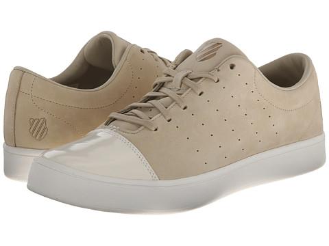 K-Swiss - Washburn P (Khaki /Whisper White/Star White) Men's Tennis Shoes