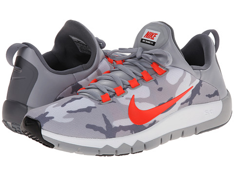 Nike - Free 5.0 (LSA Pack) (White/Bright Crimson/Black) Men's Cross Training Shoes