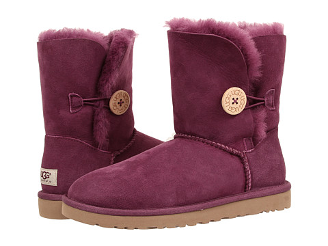 UGG - Bailey Button (Aster Twinface) Women's Boots