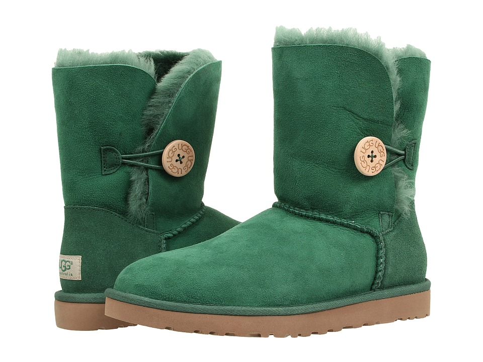 UGG - Bailey Button (Pine Twinface) Women