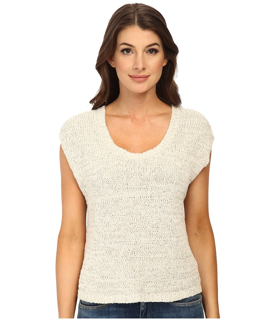 BCBGeneration - Novelty Pullover (Light Heather Grey) Women