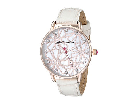 Betsey Johnson - BJ00207-12 (Rose Gold) Watches