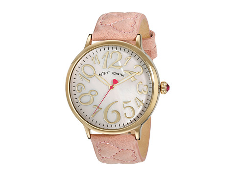 Betsey Johnson - BJ00496-03 (Gold) Watches