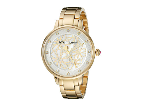 Betsey Johnson - BJ00501-10 (Gold) Watches