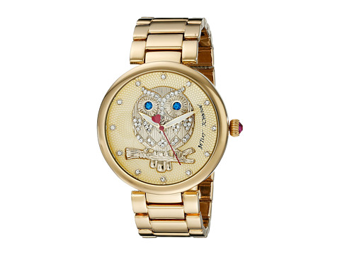 Betsey Johnson - BJ00468-02 (Gold) Watches