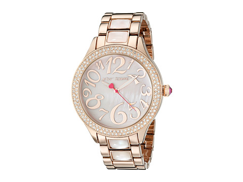 Betsey Johnson - BJ00478-01 (Rose Gold) Watches
