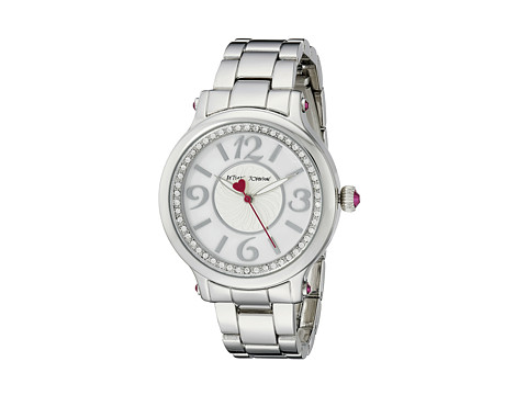 Betsey Johnson - BJ00524-01 (Silver) Watches