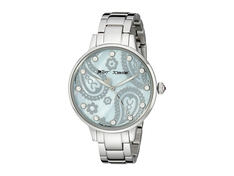 Betsey Johnson - BJ00501-15 (Silver) Watches