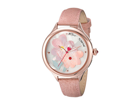 Betsey Johnson - BJ00470-09 (Rose Gold) Watches