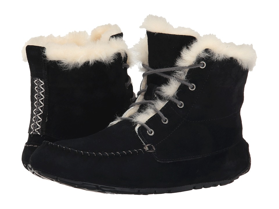 UGG Chickaree (Black Suede) Women