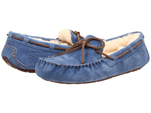 UGG - Dakota (Blue Jay Suede) Women's Moccasin Shoes