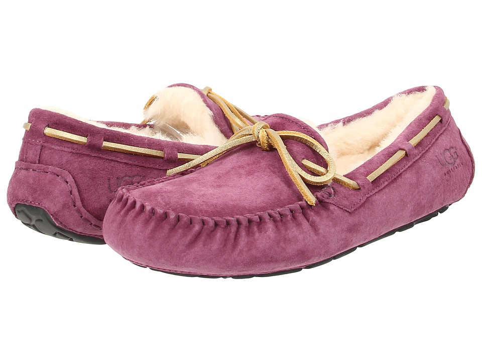 UGG - Dakota (Aster Suede) Women's Moccasin Shoes