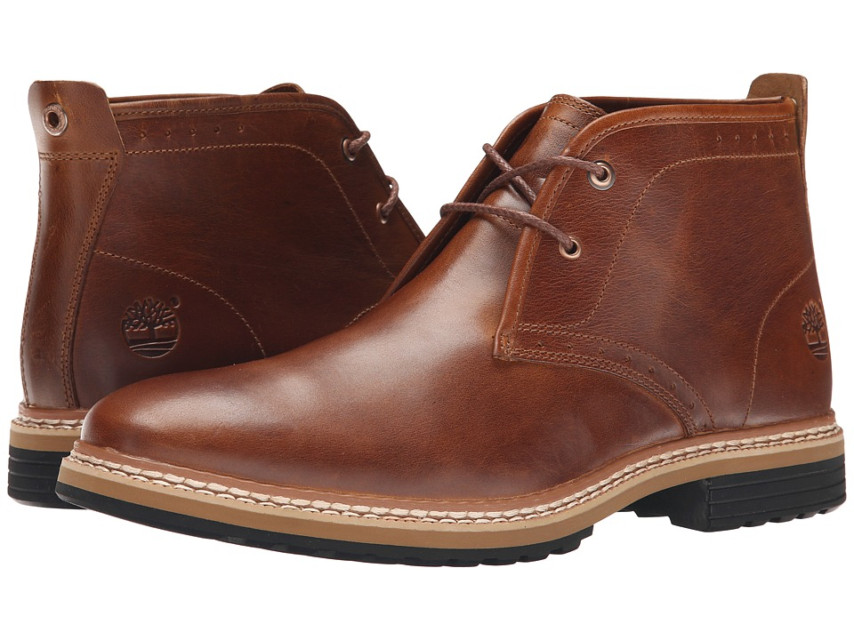 Timberland - West Haven Chukka (Tan Full Grain) Men's Boots