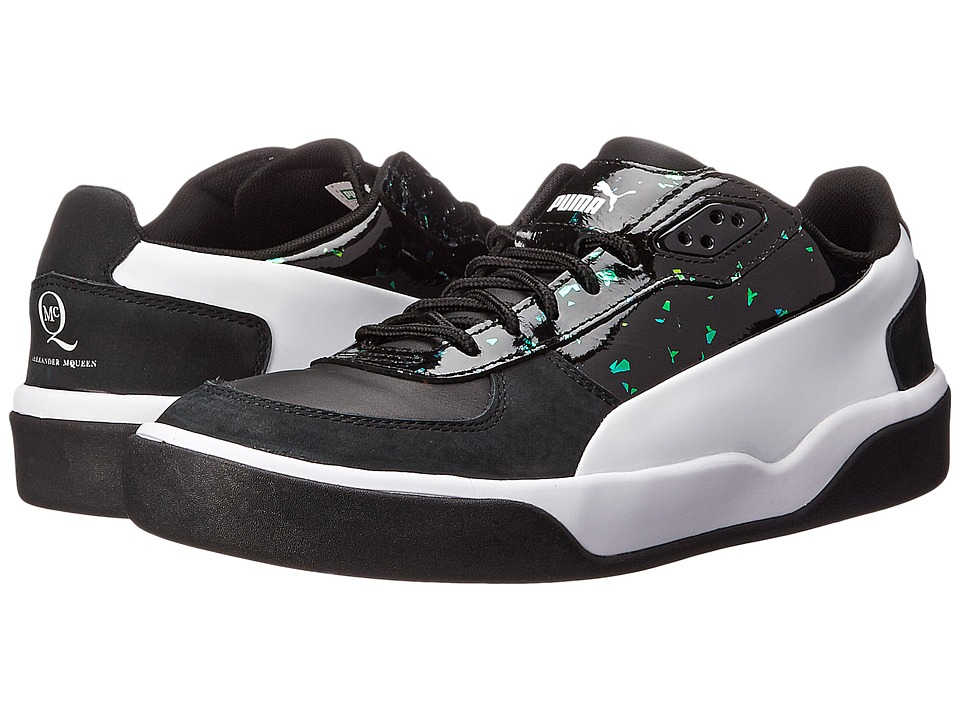 PUMA Sport Fashion MCQ Brace Low (Black/Flame Scarlet) Men