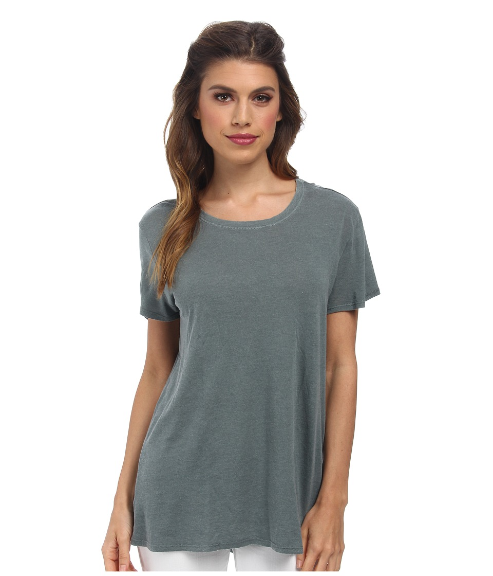 AG Adriano Goldschmied - Float Tee (Sage Cliffs) Women