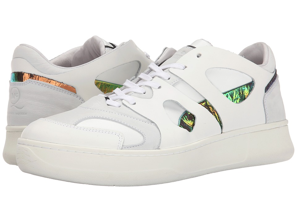 PUMA Sport Fashion - MCQ Move Low (White/White) Men's Shoes