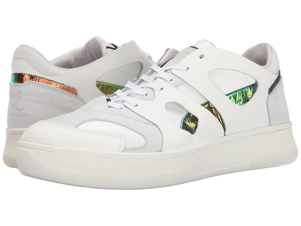 PUMA Sport Fashion - MCQ Move Low (White/White) Men's Shoes