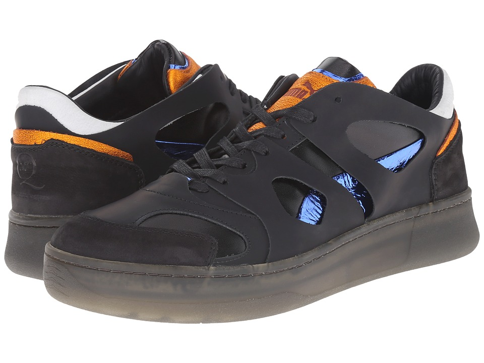 PUMA Sport Fashion - MCQ Move Low (Black/Black/Surf The Web) Men