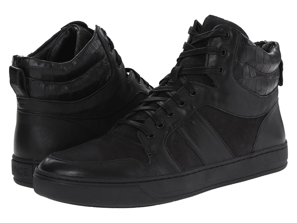 Vince - Adam (Black) Men's Shoes