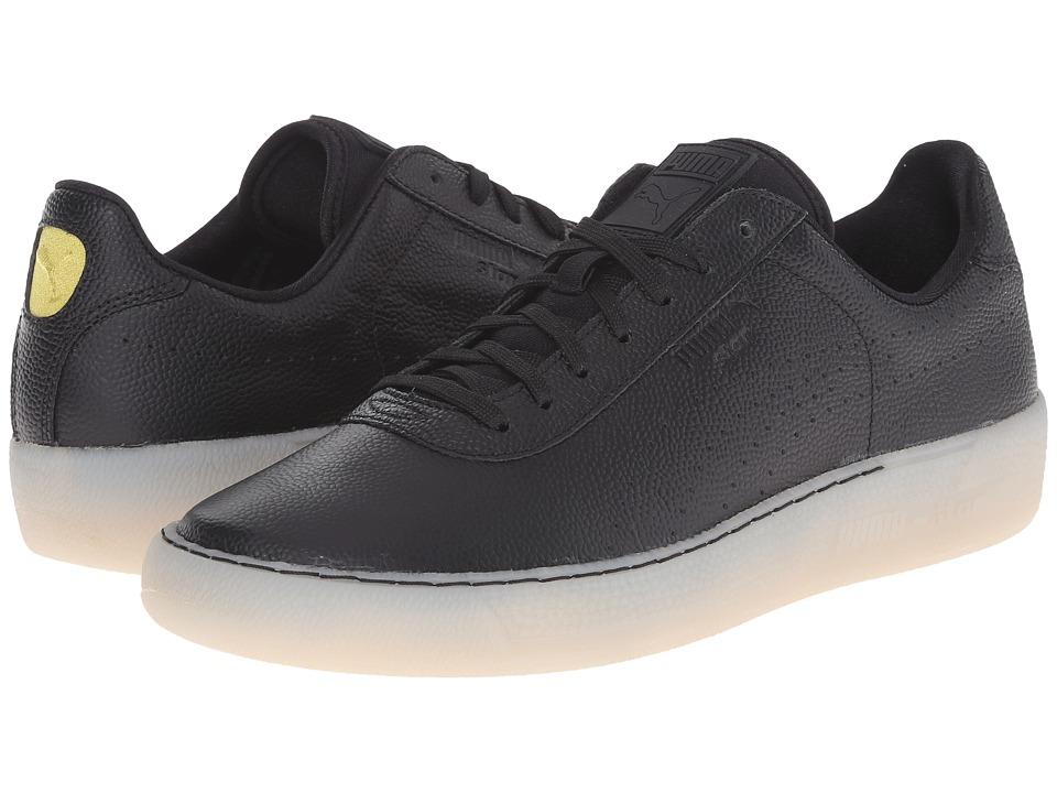 PUMA Sport Fashion - Puma Star (Black) Men's Shoes