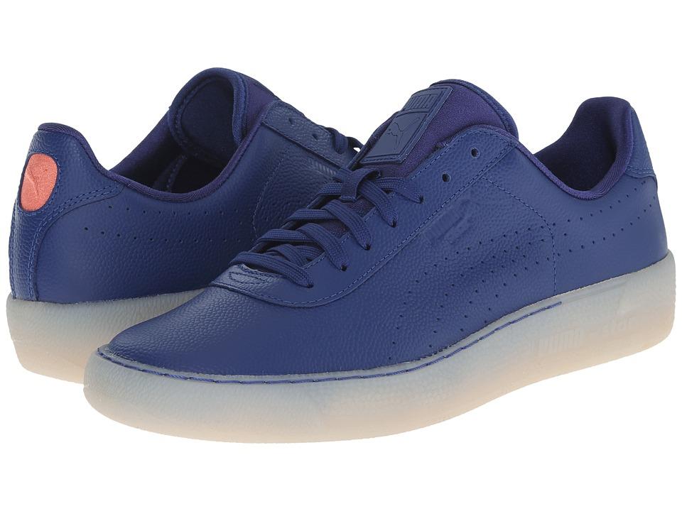 PUMA Sport Fashion - Puma Star (Blue Print) Men's Shoes