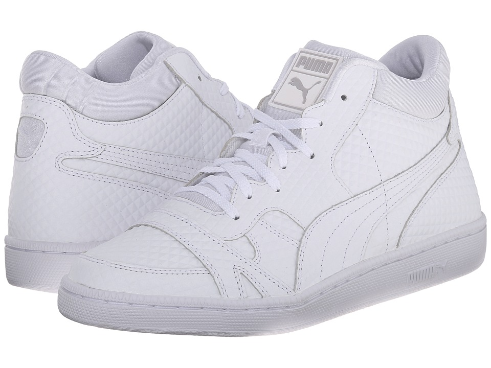 PUMA Sport Fashion Becker (Glacier Grey) Men